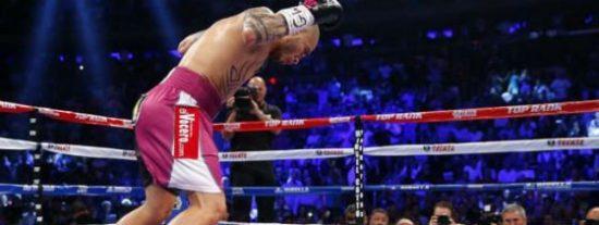 Cotto destrona a 'Maravilla' Martínez por KO en el 10º asalto