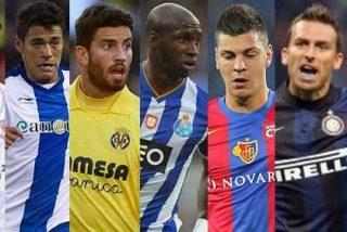 Los siete candidatos del Atlético para cubrir la baja de Miranda