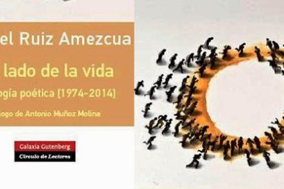 Manuel Ruiz Amezcua, luchador incansable, recopila parte de su fructífera 'poesía de ideas'