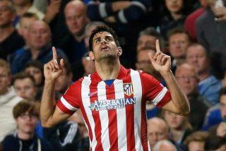 Diego Costa rechaza la oferta de renovar que le hace el Atlético y se irá al Chelsea de Mourinho