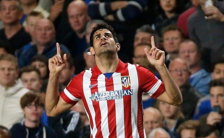 Diego Costa pasa reconocimiento con el Chelsea