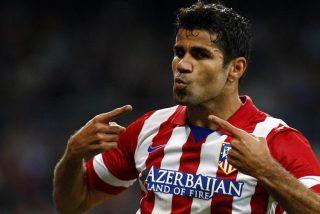Costa comunica al Atlético su marcha