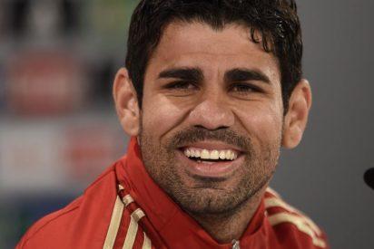 Los lectores del diario 'AS' apuestan en masa por Diego Costa como '9' de la Selección Española