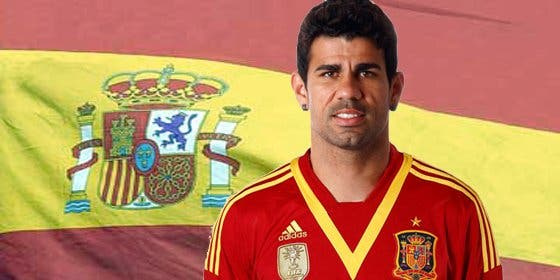 """Diego Costa: """"Me hace feliz jugar el Mundial de Brasil con España"""""""