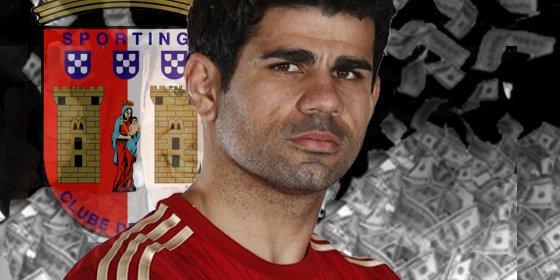 """Diego Costa: """"Scolari nunca me llamó y aquí me tratan como un hermano"""""""
