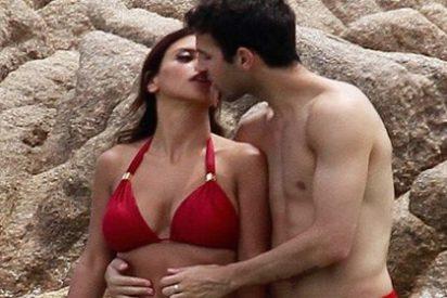 La mujer más sexy vuelve a Londes de la mano del futbolista español