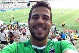 Así vestirá Álvaro Domínguez la próxima temporada