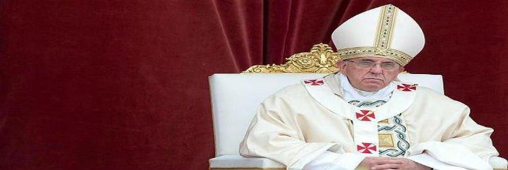 """El Papa Francisco: """"La droga es un mal y con el mal no se pueden hacer compromisos"""""""