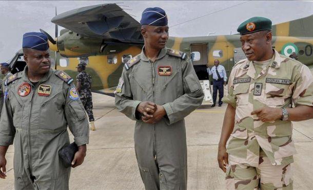 Liberados los tres religiosos secuestrados por Boko Haram