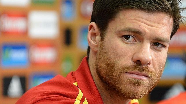 ¿Dejará Xabi Alonso la Selección tras el Mundial?