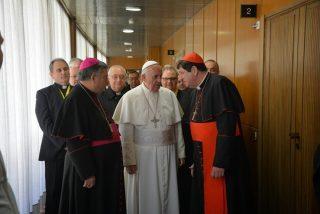 El Papa avala a Braz de Aviz y Carballo en sus decisiones sobre los Franciscanos de la Inmaculada y los Legionarios