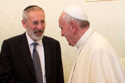 La comunidad judía invita a Francisco a visitar la sinagoga de Roma