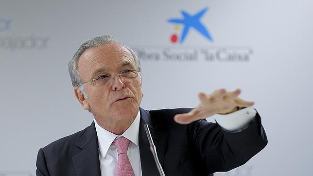 El presidente de La Caixa confía en Felipe VI para ayudar a un pacto sobre el proceso soberanista