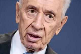 """Peres: """"No podemos perder la oportunidad de paz con Abbás"""""""