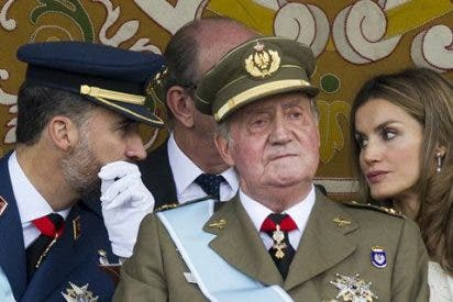 """¿Complejos en La Zarzuela? """"La ausencia del Rey sólo revela miedo a los enemigos"""""""