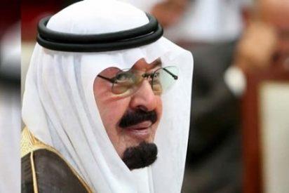 El rey de Arabia Saudita condena la religión como excusa del terrorismo