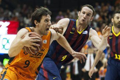 Milagro del Valencia en el Palau frente al Barcelona y habrá cuarto partido