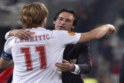Emery dedica unas palabras a Rakitic