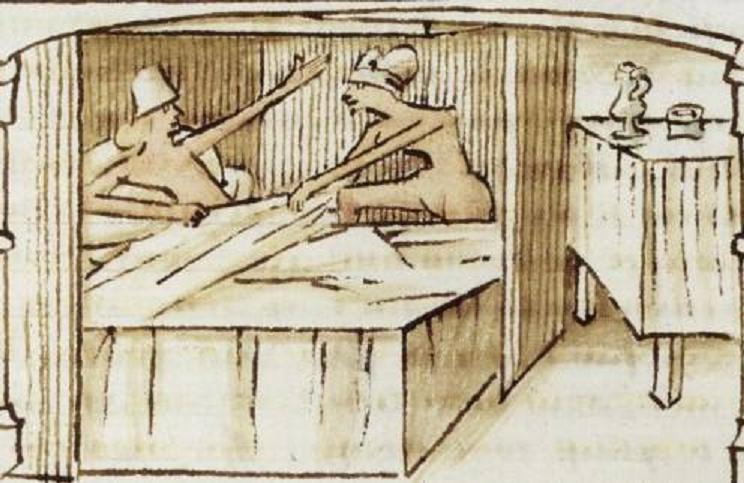 [Fotos] Desvelan los secretos de la erótica medieval sin ningún cliché ni cortapisa