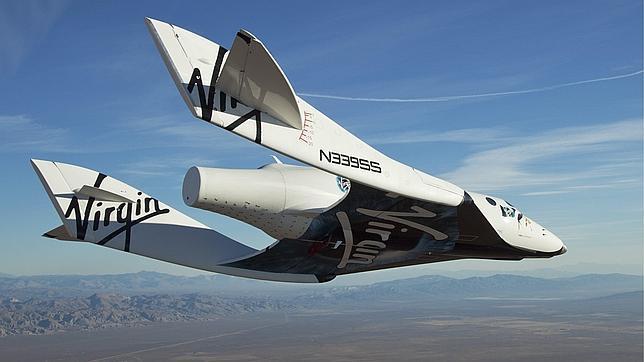 Las altas miras de Google: quiere comprar la empresa de turismo espacial Virgin Galactic