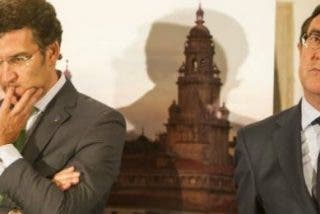 Feijóo evita respaldar al alcalde de Santiago