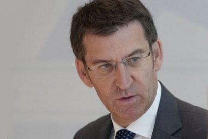 """Feijóo critica que se presente como """"un problema generall"""" la crisis de la izquierda"""