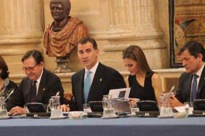 Don Felipe seguirá al frente de la fundación Príncipe de Asturias
