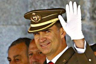 El príncipe Felipe será proclamado rey de España el 18 de junio 2014 ante las Cortes