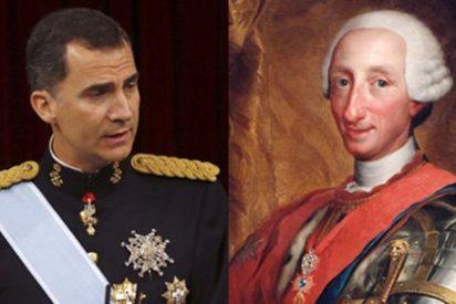 """Pérez de Armiñán: """"Carlos III fue un Rey amado por los catalanes porque consolidó su prosperidad económica"""""""