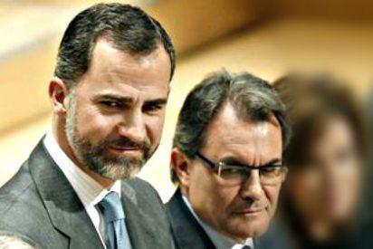 Arcadi Espada vaticina que Cataluña será el 23-F de Felipe VI