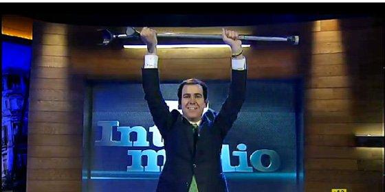 "Don Felipe: ""Muleta del poder, dame la fuerza, Felipe VI te lo ordena"""