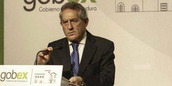 """Fernández afirma que Extremadura cumplirá el déficit y que """"no habrá más recortes"""""""