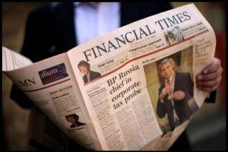 'Financial Times': Los inversores extranjeros no contemplan el riesgo de una posible secesión de Cataluña