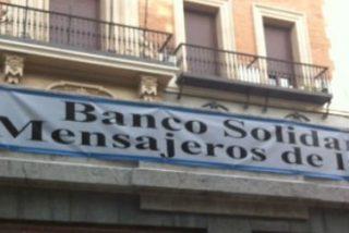 Mensajeros de la Paz abre la nueva sede del Banco Solidario en Madrid