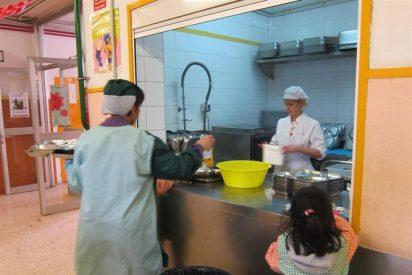 Mil niños gallegos podrían quedarse sin comer si no se abren los comedores escolares en verano