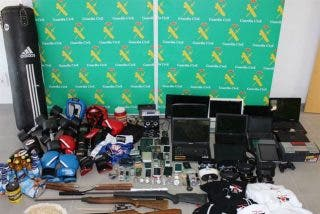 Una peligrosa banda robaba a puñetazo limpio a los turistas borrachos...en Magaluf