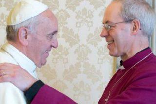 """Francisco, a Justin Welby: """"No podemos fingir que nuestra división no sea un escándalo y un obstáculo para la salvación"""""""