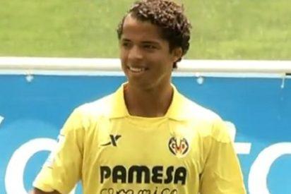 El Liverpool quiere a Gio Dos Santos
