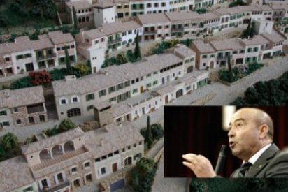 Se le atraganta al fiel escudero de Bauzá el 'urbanismo a la carta'...¡para Es Guix!