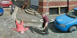 Resuelto el asesinato con un hacha perpetrado ante una cámara de Google Street View