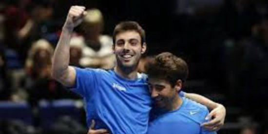 Obligan al tenista español a cambiarse de calzoncillos en pleno partido