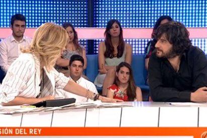 """Griso bromea con la coronación laica de Felipe VI: """"¿Será para evitar la homilía de Rouco Varela?"""""""