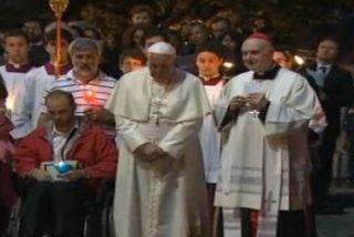 """Francisco: """"La ayuda de la Virgen no se hace esperar"""""""