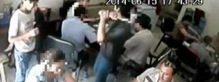 El horrible vídeo de la masacre a hachazos en un sórdido salón de juegos chino
