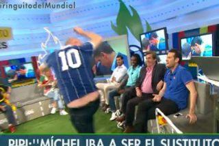 """Frederic Hermel pierde los nervios y le da una patada a Quim Domènech: """"Te odio"""""""