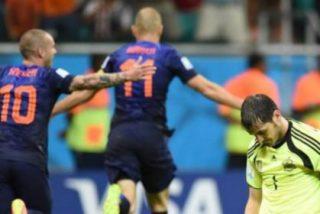 A punto de quebrar tras la goleada de Holanda a España