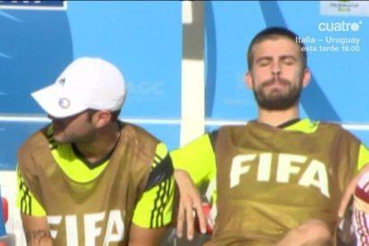 Tres españoles en el peor once del Mundial