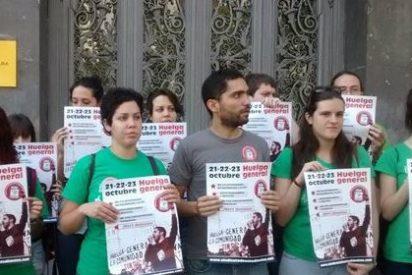 """Sindicato de Estudiantes declara """"la guerra"""" a Wert y anuncia huelga general para el 21, 22 y 23 de octubre"""