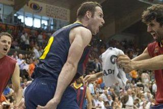 Una canasta sobre la bocina de Huertas mete al Barça en la final de la ACB
