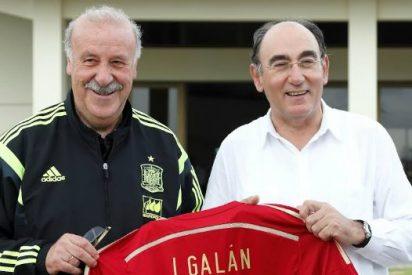 Galán anuncia en Brasil la renovación del patrocinio de la Selección por parte de Iberdrola hasta 2016
